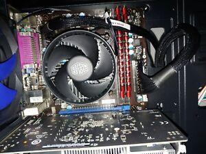 Gaming PC - i5-3570k(3.4ghz) RX 560, 250GB SSD, 8GB RAM, MSI Mobo