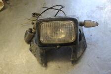 1999 HONDA XR 400 HEADLIGHT HEAD LIGHT LAMP SHROUD #25318