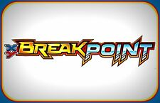 XY BREAKpoint Set Booster Code Cards Pokemon Online TCGO Codes Digital Delivery