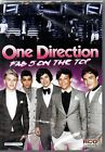 ONE DIRECTION FAB 5 ON THE TOP - DVD (NUOVO SIGILLATO)