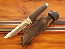 Rare First Generation COLD STEEL MINI OUTDOORSMAN Ichiro Hattori Made SEKI
