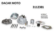 3112381 GRUPO TÉRMICO MALOSSI aluminio H2O HUSQVARNA CH RACING 50 2T LC