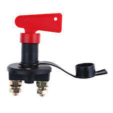 Car truck boat camper battery isolator disconnect cut off power kill switch Sp