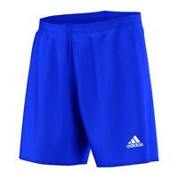 adidas Parma 16 Short ohne Innenslip Blau