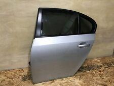 BMW E60 E61 OEM 550I REAR DRIVER LEFT L SIDE EXTERIOR SHADE WINDOW PANEL DOOR