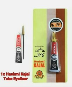 1 X Kajal Tube Surma Surmi Kohl 100% Original Natural Quality Herbs كحل اسود