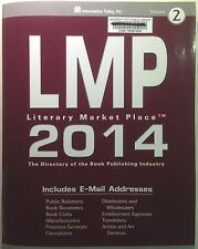 LMP Literary Market Place 2014 V2 Book Publishing Industry Directory Distributor