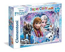 Clem-23662 Clementoni Puzzle 104 Maxi Frozen