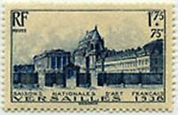 "FRANCE STAMP TIMBRE N° 379 "" ART FRANCAIS, CHATEAU VERSAILLES 1F75+75"" NEUF xTB"