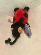 Anne Geddes Baby Ladybugs New with Tags Bean Filled Collection 525931 1998