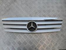 Mercedes A Klasse Grill Kühlergrill 168 880 00 83 Avantgarde 706 Mondsilber