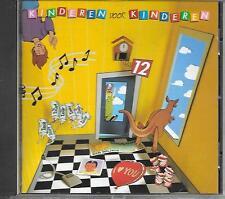KINDEREN VOOR KINDEREN Deel 12 CD Album 16TR Holland 1991/1993 RARE!