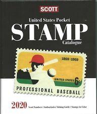Catalogus Scott USA Pocket stamp Cataloque 2020