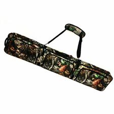 146/156/166/180cm Large Camo Waterproof Skiing Bag Double Snowboard Ski Backpack