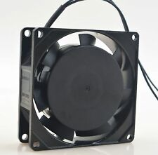 80mm AC 220V - 240V Aluminum Cooling Fan Computer 80 x 80 x 25mm [DORL_A]
