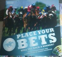 PLACE YOUR BETS RACING GAME FROM M&S BRAND NEW