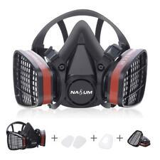 New Half Face Gas Mask Respirator