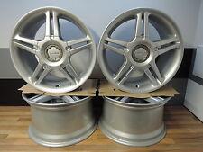 4x ALUFELGEN OZ Fittipaldi + BMW Z3 E36 + 9,5x17 ET30 + 5x120 + Competition ST40