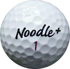 100 Noodle + Plus Mix pelotas de golf en la bolsa de malla aa/AAAA lakeballs TaylorMade Golf