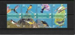 Bird Set - Saint Lucia - MM