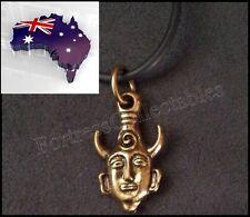 Supernatural Dean's Protection Amulet Pendant w/ Necklace *Aus Seller*