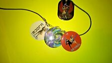 More details for star wars metal tags (dog tags) collectables braclets and necklace bundle/lot