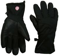 Seirus 166882 Womens Windstopper Cyclone Winter Gloves Black Size Medium