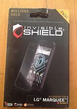 ZAGG Invisible Shield/ Screen Protector for LG Marquee Screen