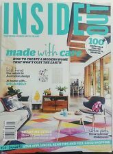 Inside Out Jan Feb 2014 Inspiring Homes with Heart Modern Style FREE SHIPPING sb