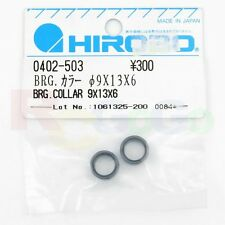 HIROBO 0402-503 SHUTTLE ZX BEARING COLLAR 9 X 13 X 6 #0402503 HELICOPTER PARTS