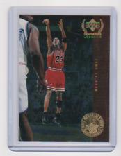 1999 1999-00 UPPER DECK CENTURY LEGENDS MICHAEL JORDAN MOST MEMORABLE SHOTS MJ6