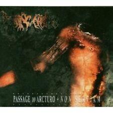 ROTTING CHRIST - PASSAGE TO ARCTURO/NON SERVIAM 2 CD NEW!