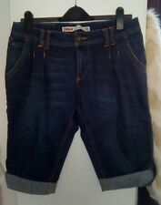 Only shorts Jeans skinny slim straight size 30 M trousers dark blue Cotton
