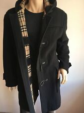 Burberry London homme XL 42-44 homme Duffle-coat laine Parka
