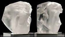 $45,650.00 FREDERICK HART Acrylic Signed SCULPTURE MEMOIR Female Bust Art RARE