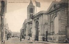 VERY EARLY 1900's VINTAGE POSTCARD -St. DENIS - La LEGION d'HONNEUR POSTCARD