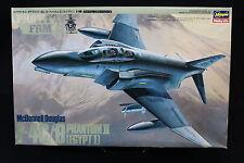 XN122 HASEGAWA 1/48 maquette avion PT6-2200 McDonnell Douglas F-4C/D Phantom II