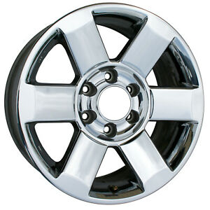 62439 Fits Nissan Armada 2004-2007 18 inch COMPATIBLE Wheel, Rim Chrome Cladded