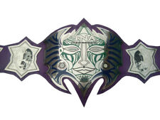 TNA JEFF  HARDY IMMORTAL Heavyweight Championship Belt Adult Size Plates 2MM