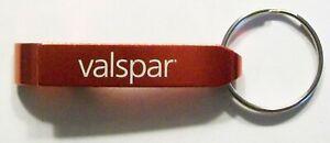 Valspar Bottle Opener with Key Ring