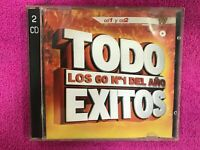 TODO EXITOS 2001 CD1 + CD2 NELLY FURTADO LOS CAÑOS PAPA LEVANTE RAUL COYOTE DAX