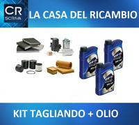 KIT TAGLIANDO OLIO+FILTRI RENAULT MEGANE II 1.5 DCI Dal 01-05