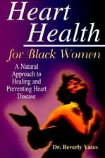 Heart Health for Black Women-ExLibrary