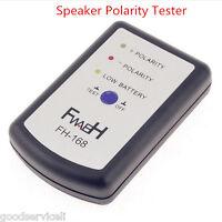 Speaker Polarity Tester PH Phase Meter Phasemeter for Auto Car Audio System