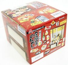 SGLF0669: Re-ment Japanese Pub Miniature Sets (Complete Box, 8 miniature sets)