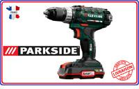 PARKSIDE® Perceuse-visseuse sans fil PABS 20-Li D4 20V avec batterie et chargeur