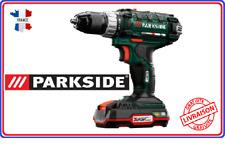 PARKSIDE® Perceuse-visseuse sans fil PABS 20-Li D4 20V avec batterie