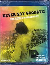NEVER SAY GOODBYE: The KSHE Documentary, Vol 1: Inspired Amateurs,Blu-ray, NEW