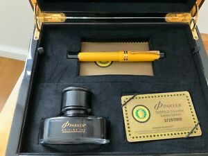 Parker Duofold Cloisonné Limited Edition Centennial  Fountain pen, New, Boxed M