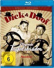 DICK & DOOF: FLIEGENDE TEUFELSBRÜDER (Stan Laurel, Oliver Hardy) Blu-ray Disc